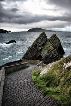 Ireland - I want to visit here more than anywhere else in the world.I want to go see this place one day.Please check out my website thanks. www.photopix.co.nz