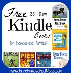 FREE KINDLE BOOKS for 12/21/12. Kindle Homeschool: Horse Lovers Quiz Book, How to be a Storyteller, Beginner's Guide To Understanding Simple Algerbra, Robotic Surgery + More! 12/21/12