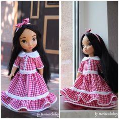 Doll Clothes / Disney Animator Doll Pocahontas