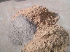 MOLDES PARA HACER MACETAS DE CEMENTO: COMO HACER LAS MEZCLAS Concrete, Pottery, Ornaments, How To Make, Diy, Outdoor, Gardens, Cement Planters, Ideas