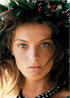 Daria Werbowy by Patrick Demarchelier, Vogue 2007