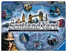 Ravensburger Scotland Yard: Amazon.co.uk: Toys & Games