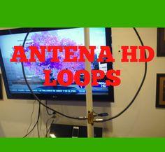 antena loop hdtv super potente y facil de hacer