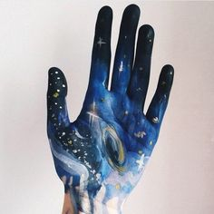 Диалоги Jandy Nelson, Hogwarts Mystery, Piercings, Hand Art, Painting Videos, Creative Activities, Color Of Life, Art Paintings, Tattoo Girls