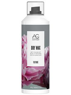 This spray-on wax creates lived-in separation and tames frizz....