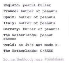 At this point I refuse to call it peanut butter I only call it peanut cheese