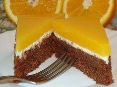 Brownie brownies s tvarohem Sweet Cakes, Brownies, Muffins, Food And Drink, Pudding, Treats, Cheesecakes, Nova, Cupcakes