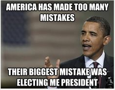 anti-Obama Political Humor | But Not Exactly Good Either ...