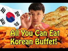 TRADITIONAL Korean ALL YOU CAN EAT Buffet in Seoul South Korea! - YouTube