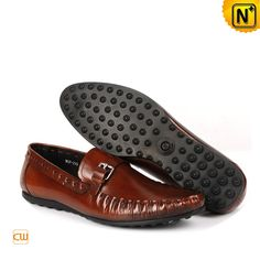 Men's Leather Loafer Shoes 2012 Casual Real Leather Driving Gommino Loafer Shoes CW709021 $138.89 - www.cwmalls.com