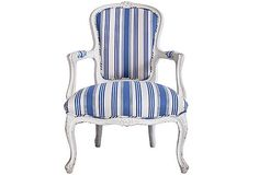 Vintage Boudoir Chair