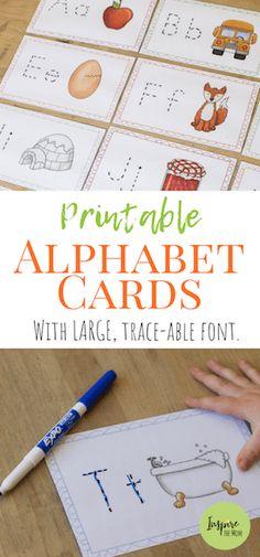 Printable Alphabet C