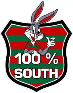 Rabbits In Australia, Garden Screening, Rugby League, Sports Logos, Football Team, Sydney, Scrapbooking, Scrapbook, Memory Books