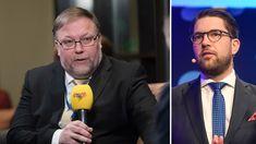 Mikael Jansson lämnar SD för nya partiet