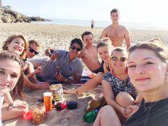 Friends , apéro , beach , sun , laugh