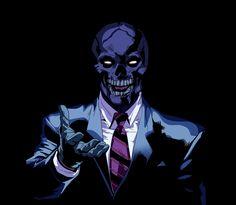 Black Mask by Tarantinoss on DeviantArt Dc Comics Art, Marvel Dc Comics, Best Black Mask, Black Mask Comics, Roman Sionis, Batman Wallpaper, Galaxy Wallpaper, Gotham Villains, Batman Universe