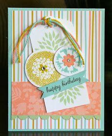 Krystal's Cards: Petal Parade Sale-A-Bration
