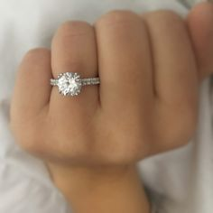2ct engagement ring