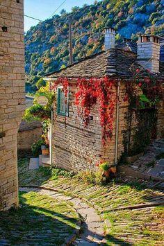 Houses in Zagorohoria