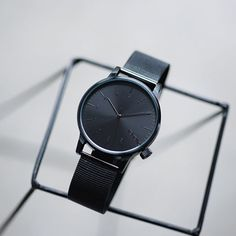 You can't go wrong with the new Winston Royale Black. Now available at www.komono.com and stores near you.