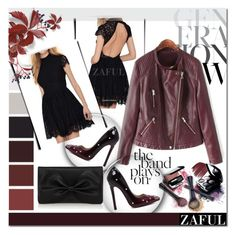 """""""#3 20.02"""" by edita-m ❤ liked on Polyvore featuring Bare Escentuals, Avon, women's clothing, women, female, woman, misses, juniors and zaful"""