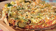 Клафути с брокколи и брюссельской капустой, пошаговый рецепт с фото