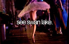 """Love this ballet! The Imperial Russian Ballet was performing """"Swan Lake"""" in Vancouver when I was there in 1986. Didn't get to go. Regret it..."""