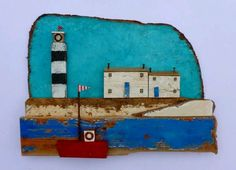 Kirsty Elson Designs ... Turning driftwood into art