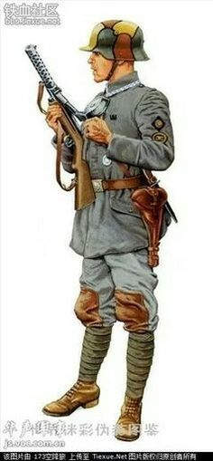 German Freikorps, pin by Paolo Marzioli