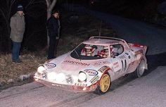 Mouton Arrii Montecarlo 76 Lancia Stratos gr. 4