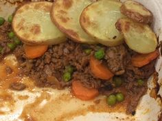 The Improving Cook- Beef Mince Hot Pot One Pot Dinners, Easy One Pot Meals, Mince Dishes, Beef Dishes, Slimming World Minced Beef Recipes, Slimming Eats, Slimming Word, Minced Meat Recipe, Food And Thought