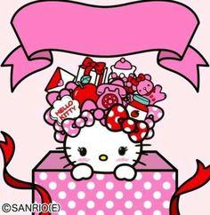 65ffb0a403a6 Sorpresa. Iwona · Kitty · Cuties! Hello Sanrio ...