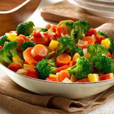 Mixed Vegetable Saute