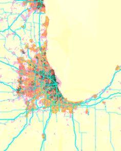 prettymaps (chicago)