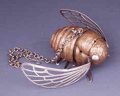 Miel Margarita cicada tea infuser