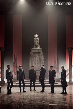 [Kpopstarz] B.A.P Working On New Album To Be Released In February 2016