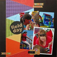 Field Day - Scrapjazz.com