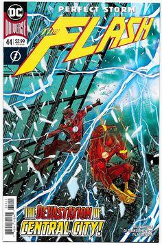 Dc Comic Books, Vintage Comic Books, Comic Book Covers, Vintage Comics, Comic Art, Flash Tv Series, Flash Wallpaper, Ultimate Marvel, Dc Universe