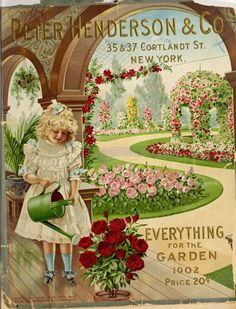 Peter Henderson & Co. Everything for the Garden, 1902