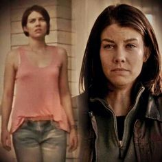 TWD Then and Now: Maggie