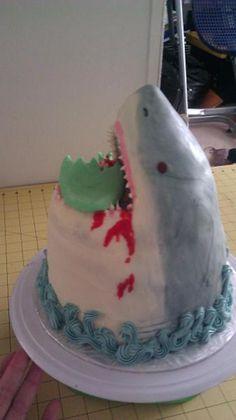 Shark Cake | Craftsy