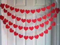 Valentine's day DIY home decor