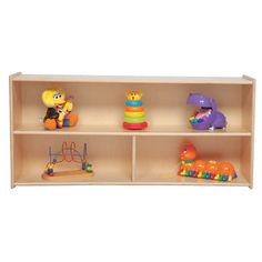 Wood Designs Contender Versatile Single Storage Unit Ready to Assemble Mobile Storage, Cubby Storage, Classroom Furniture, School Furniture, Toddler Kitchen Set, Woodworking Software, Woodworking Classes, Open Shelving, Shelves