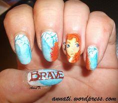 #ManiMonday: 10 Amazing 'Brave' Manicures!