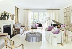 A European-Inspired Historic Marin County Residence