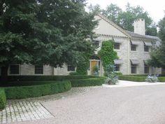 Donald Baumgartner's Princely Mansion