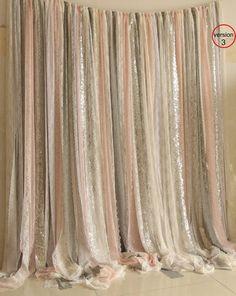 Blush Pink White Lace Fabric Gold Sparkle Photobooth Background Wedding Ceremony Stage, Birthday, Baby Shower Background Party Curtain Nursery - Home Page Gold Sparkle, Pink And Gold, Pink White, Gold Lace, White Beige, Rose Gold, Diy Wedding Backdrop, Diy Backdrop, Tela