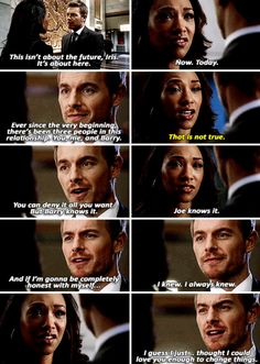 1x22 Rogue Air- This was so heartbreaking even though I shipped WestAllen. I Really felt bad for Eddie, I liked him. Also that was an amazing act of self-sacrifice he committed when he killed himself to erase the Reverse-Flash.