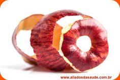 Benefícios da casca da maçã para nossa saúde - Aliados da Saúde