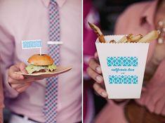Food Truck Wedding!
